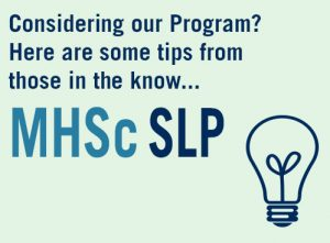 Considering Our Program, Here are some tips from those in the know...